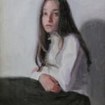 Ilse zittend